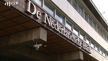 RTL Nieuws Geen controle op declaraties DNB