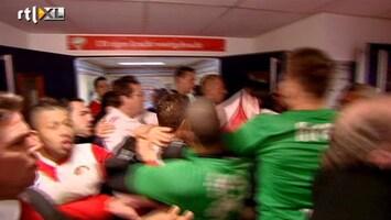 RTL Nieuws PSV en Feyenoord met elkaar op de vuist