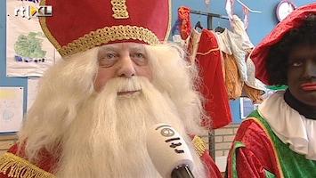 RTL Nieuws Sinterklaas maakt zich geen zorgen om de sneeuw