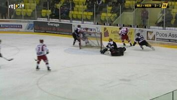 Eredivisie Ijshockey - Uitzending van 30-01-2011