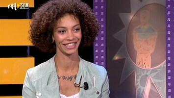 RTL Boulevard Rochelle wint X Factor