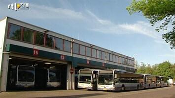 RTL Nieuws OV Den Haag staat stil