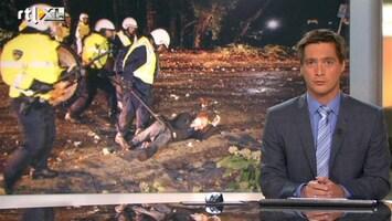 RTL Nieuws Buitenlandse media over rellen in Haren