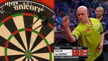 RTL 7 Darts: WK 2012 Afl. 15