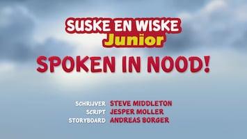 Suske En Wiske Junior Spoken in nood!