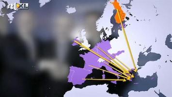 RTL Nieuws Weer vragen over steun Griekenland