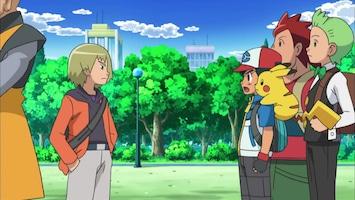 Pokémon - Het Explodon-toernooi Begint