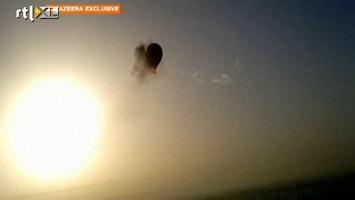 RTL Nieuws Amateurbeelden dodelijke crash luchtballon Luxor
