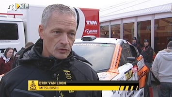RTL GP: Dakar Pre-proloog Interview Erik van Loon