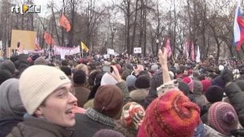 RTL Nieuws Russen mogen weer de straat op