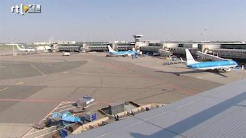 RTL Nieuws Einde aan langslepende ruzie KLM en Schiphol
