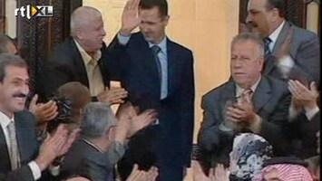 RTL Nieuws Reisverbod voor al-Assad