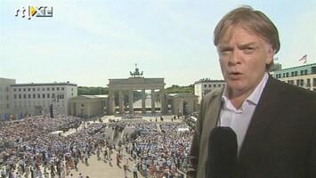 RTL Nieuws 'Obama ist kein Berliner'