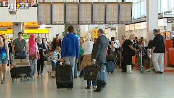 RTL Nieuws Geen staking Duitse luchtverkeersleiders