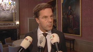 RTL Nieuws Rutte: strengere afspraken eurolanden