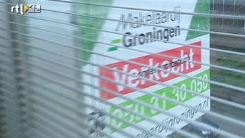 RTL Nieuws Huizenhandel Groningen bloeit