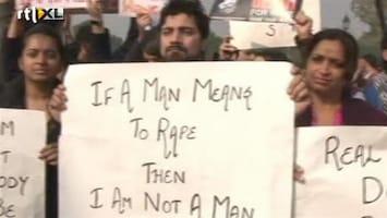 RTL Nieuws Vijf mannen officieel aangeklaagd voor verkrachting India