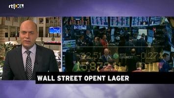 Rtl Z Opening Wall Street - Afl. 240