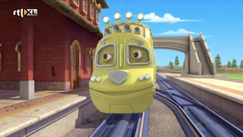 Chuggington Mtambo's royal tour