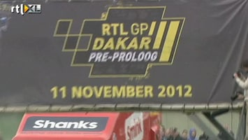 RTL GP: Dakar Pre-proloog Pre-proloog Update