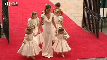 RTL Nieuws De bruidsmeisjes van Kate