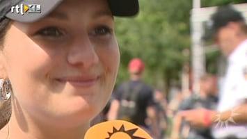 RTL Boulevard Sieneke: Vierdaagse ontzettend zwaar