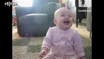 Editie NL Baby heeft geweldige lach!