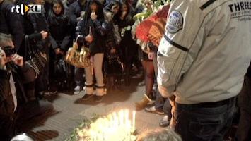RTL Nieuws Stille tocht in Den Haag voor doodgeschoten jongen
