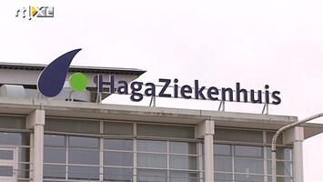 RTL Nieuws Haga Ziekenhuis sluit afdeling hartchirurgie