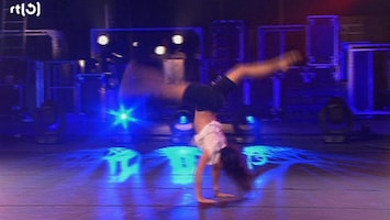 So You Think You Can Dance Auditie Sarita