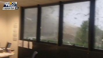 RTL Nieuws Nieuwe beelden tornado Italië