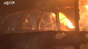 RTL Nieuws Oudste boerderij van Nederland afgebrand