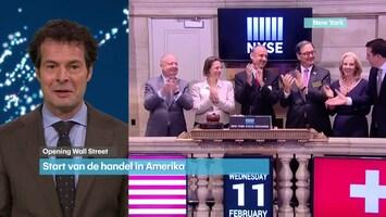 Rtl Z Opening Wall Street - Afl. 29