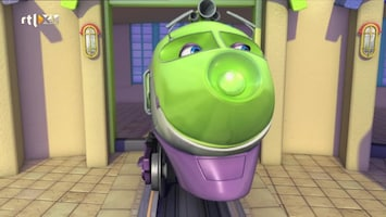 Chuggington Brewster to the rescue