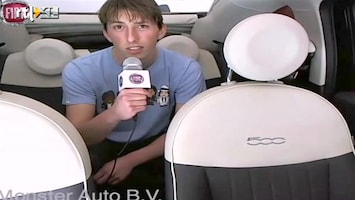 X Factor Fiat 500 Backseat Auditions: Mark