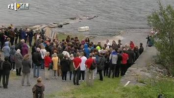 RTL Nieuws Noorwegen herdenkt aanslagen Breivik
