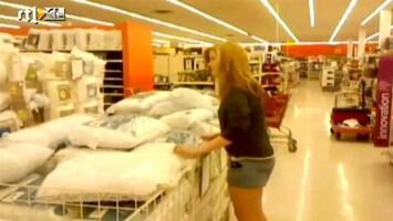 Editie NL Fail! Planking dom meisje gaat fout