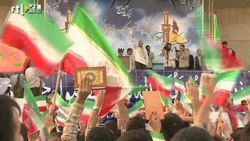 RTL Nieuws Iraanse volk kiest opvolger Ahmadinejad