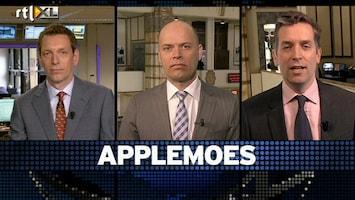 RTL Z Voorbeurs Bouman en Mauritz: Geen sterk verhaal Apple