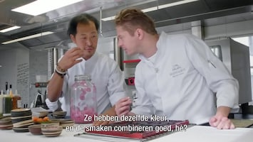 Culinaire Hoogstandjes Sang-Hoon Degeimbre