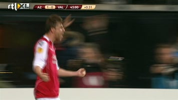 RTL Nieuws AZ verslaat Valencia in Europa League