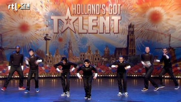 Holland's Got Talent Mind Crushing Crew (dans)