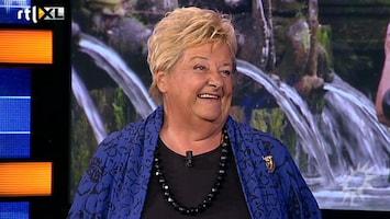 RTL Boulevard Erica Terpstra Op reis