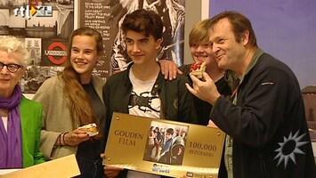 RTL Boulevard Spijt! bereikt status Gouden film!