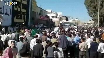 RTL Nieuws Druk op regime Syrië neemt toe
