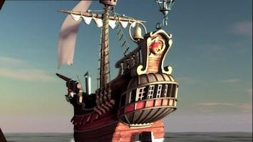 Piet Piraat - De Spin