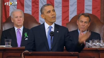 RTL Nieuws Obama's State of the Union: Let's Get It Done