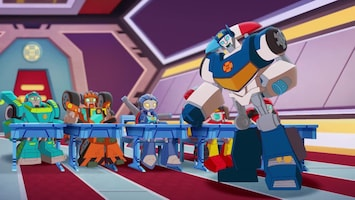Transformers Rescue Bots Academy Afl. 37