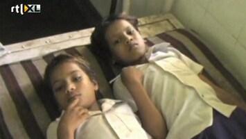 RTL Nieuws Weer veel schoolkinderen India ziek na eten giftige maaltijd