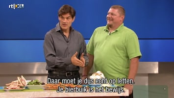 The Dr. Oz Show - The Man Show: What A Man's Erection Says About His Health